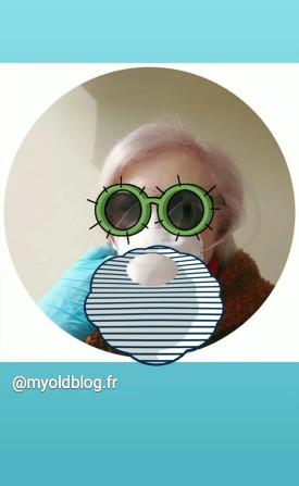 Masque covid 19